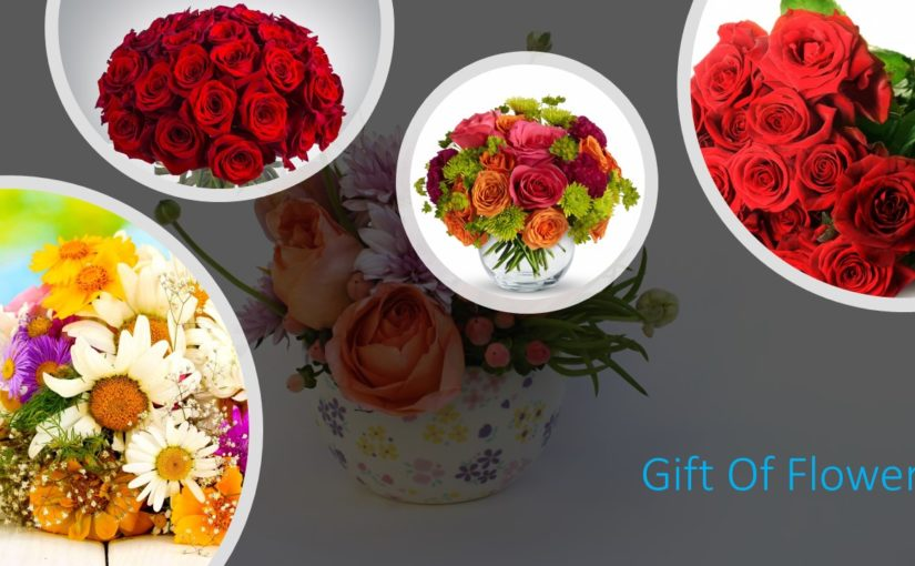 Make The Dreary Months Of Winter Buoyant With Gift Of Flowers
