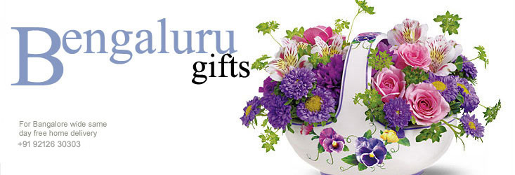 Flowers to Bengaluru : Send Gifts to Bangalore