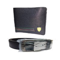 Send New Year Gifts to Bangalore including Gents FR Wallet With U S polo Belt