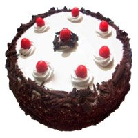 Ganesh Chaturthi Cakes to Bangalore - Black Forest Cake From 5 Star