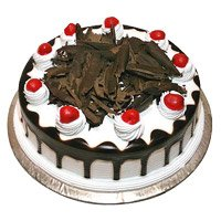 Online Same Day Cake Delivery in Bangalore for 2 Kg Eggless Black Forest Cake