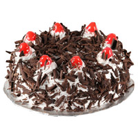 Best Cake Delivery in Bengaluru - Black Forest Cake From 5 Star