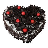 Cakes to Bengaluru - Heart Cake Delivery in Bangalore