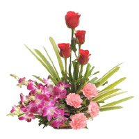 Send Online New Born Flowers