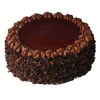 Send Ganesh Chaturthi Chocolate Cakes to Bangalore