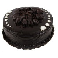 Place order to send 2 Kg Eggless Chocolate Cake to Bangalore
