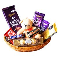 Chocolates and Gifts to Bengaluru