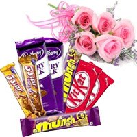 Send Valentine Chocolates to Bangalore