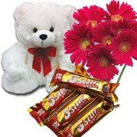 Teddy Bear Gifts to Bangalore