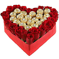 Deliver 96 Pcs Ferrero Rocher Bouquet Bangalore on Friendship Day