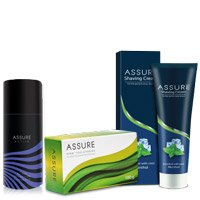 New Year Gifts Deliver in Bangalore delivers Men's Personal Care Combo