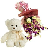 Orchid Carnation and Gifts to Bangalore
