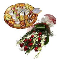 Deliver Rakhi Sweets in Bangalore