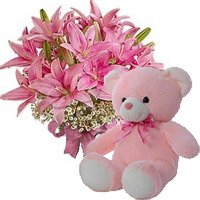 Valentine's Day Flower Gift Delivery in Bangalore