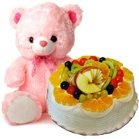 Send Ganesh Chaturthi Cakes to Bangalore - Gifts to Bangalore