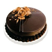 Send Ganesh Chaturthi Cakes to Bengaluru - Chocolate Truffle Cake