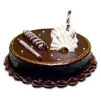Send Cakes to Bangalore - Chocolate Truffle Cake From 5 Star