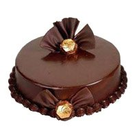 Send Cakes to Bangalore - Chocolate Truffle Cake
