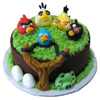Send Character Cakes to Bangalore