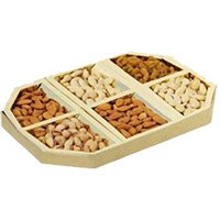 Send Diwali Gifts to Bangalore consist of 3 Kg Fancy Dry Fruits in Bangalore.