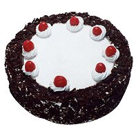 Online Cake Delivery in Bangalore - Black Forest Cake From 5 Star