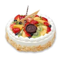 Send 500 gm Eggless Fruit Cake to Bangalore