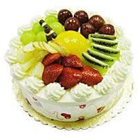 Best Online Cake Delivery to Bengaluru - Fruit Cake From 5 Star