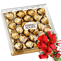 Valentine's Day  Chocolate Delivery in Bangalore