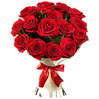 Valentine's Day Flowers to Bangalore Basaveswaranagar