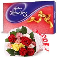Valentine's Day Chocolate Home Delivery in Bangalore