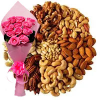 Dry Fruits Gifts to Bangalore