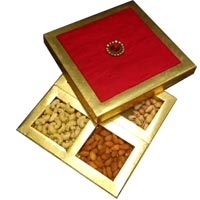 Send Fancy Dry Fruits Box 500 gms and New Year Gifts to Bangalore