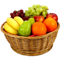 Online Gift Delivery in Bangalore for 1.5 Kg Fresh Fruits Basket