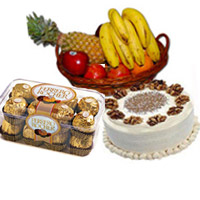 Gifts to Bangalore : Send Fresh Fruits to Bangalore