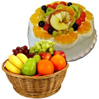Gifts to Bangalore : Fresh Fruits to Bangalore