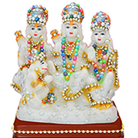 Mother's Day Gifts : Send Shri Ram Darbar Idol to Bangalore