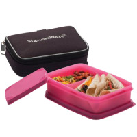 Compact Lunch Box (small) With Bag