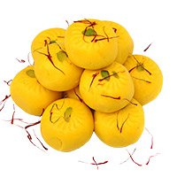 Send 1 kg Kesar Peda as Gifts to Bangalore