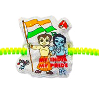 Send Kids Rakhi in Bangalore