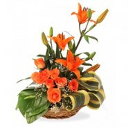 Order Online Flowers to Bangalore