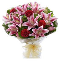 Valentine's Day Flowers to Bangalore