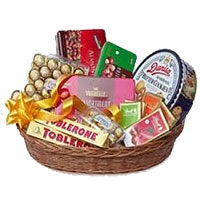 Online Chocolate Baskets to Bangalore