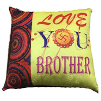 Deliver Online Cushions Gifts to Bangalore