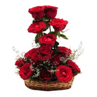 Send Roses to Bangalore : Rose Day Flowers Delivery in Bangalore