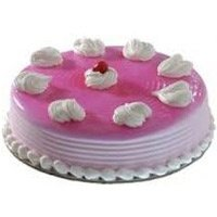 Rakhi to Bangalore with 1 Kg Eggless Fruit Cake to Bangalore From 5 Star Bakery