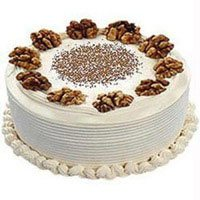 Deliver 1 Kg Chocolate Truffle Cake in Bangalore on Rakhi