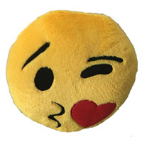 Send Online Gifts to Bangalore - Smiley Cushions