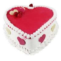 Heart Shape Cake Delivery in Bengaluru