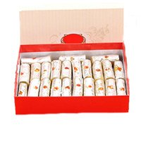 Rakhi Gifts Delivery in Bangalore. 500gm Kaju Roll