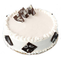 Best Cake Delivery in Bengaluru - Vanilla Cake From 5 Star